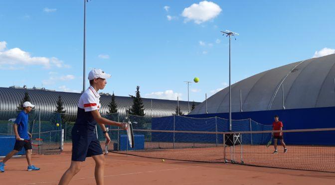 Zapisy do szkoły tenisa